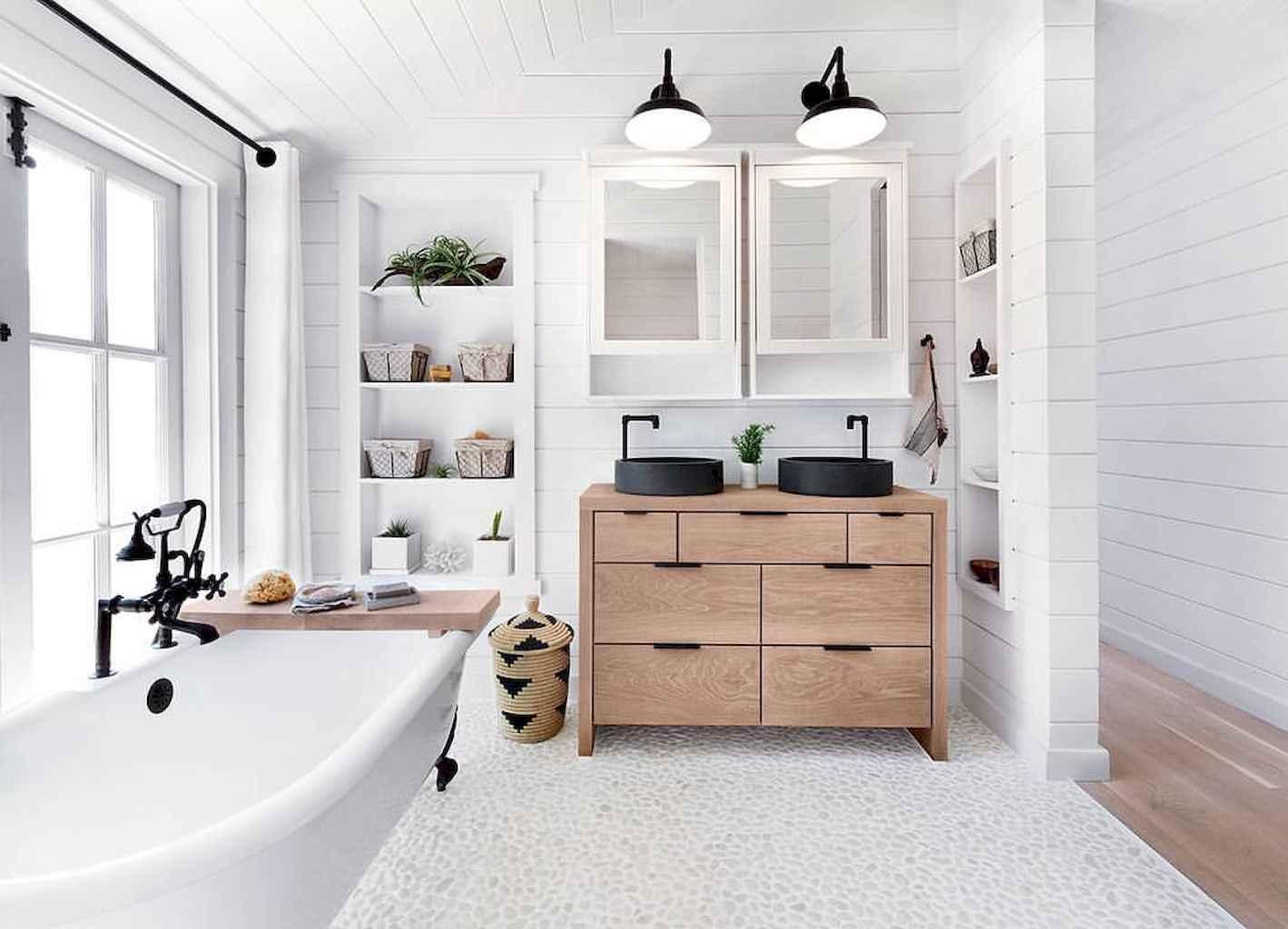60 Rustic Master Bathroom Remodel Ideas - CoachDecor.com