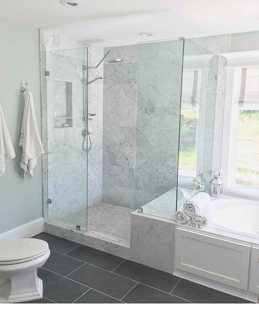 Published November 13, 2017 At 1024 × 1278 In 80 Stunning Master Bathroom  Decor Ideas And Remodel