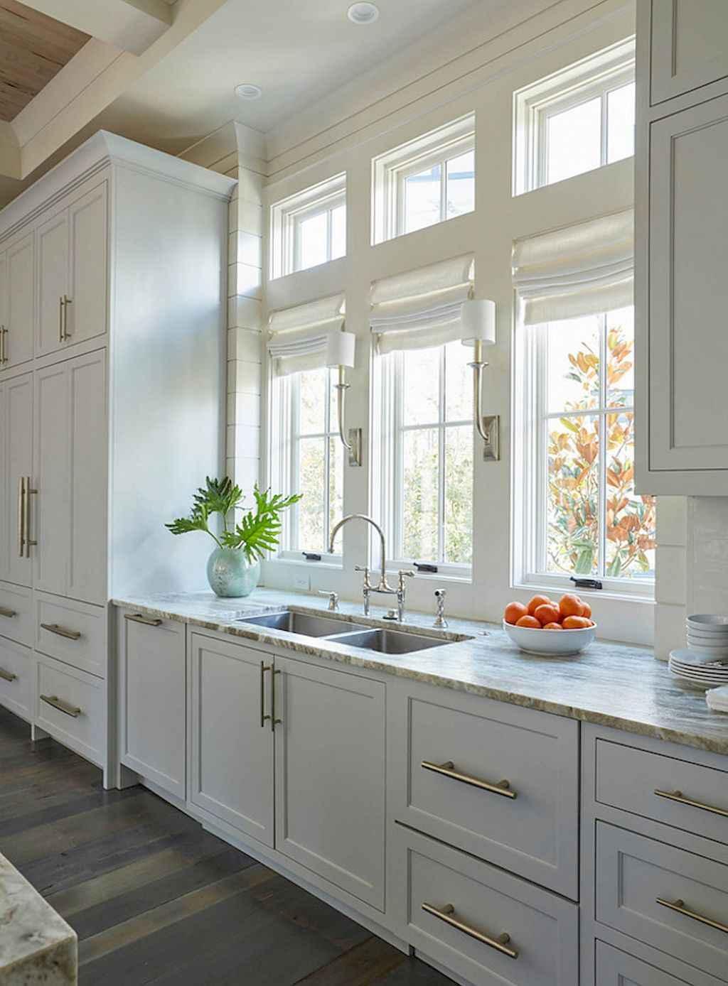 100 Beautiful Kitchen Window Design Ideas (102)