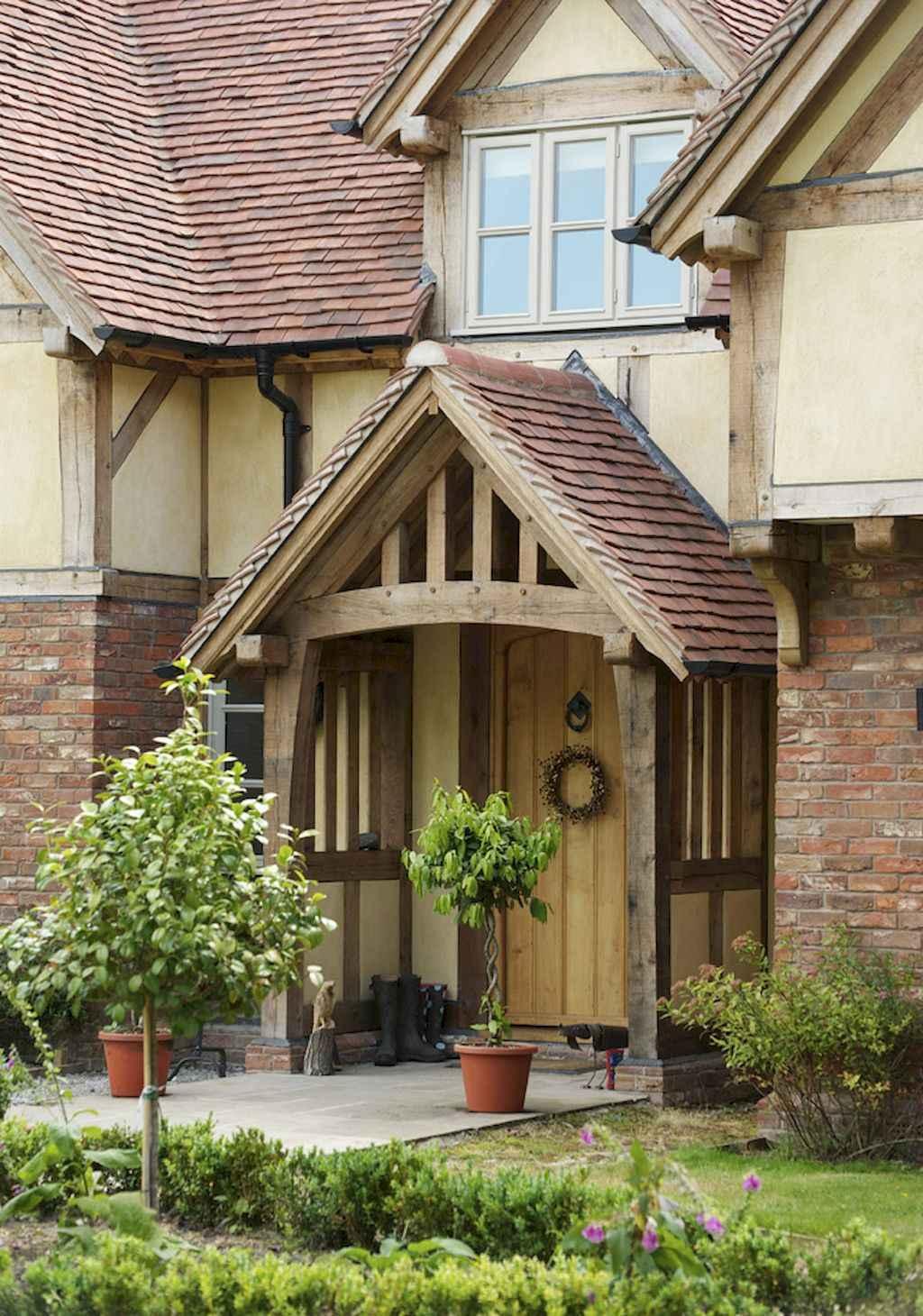 110 Supreme Farmhouse Porch Decor Ideas (73)