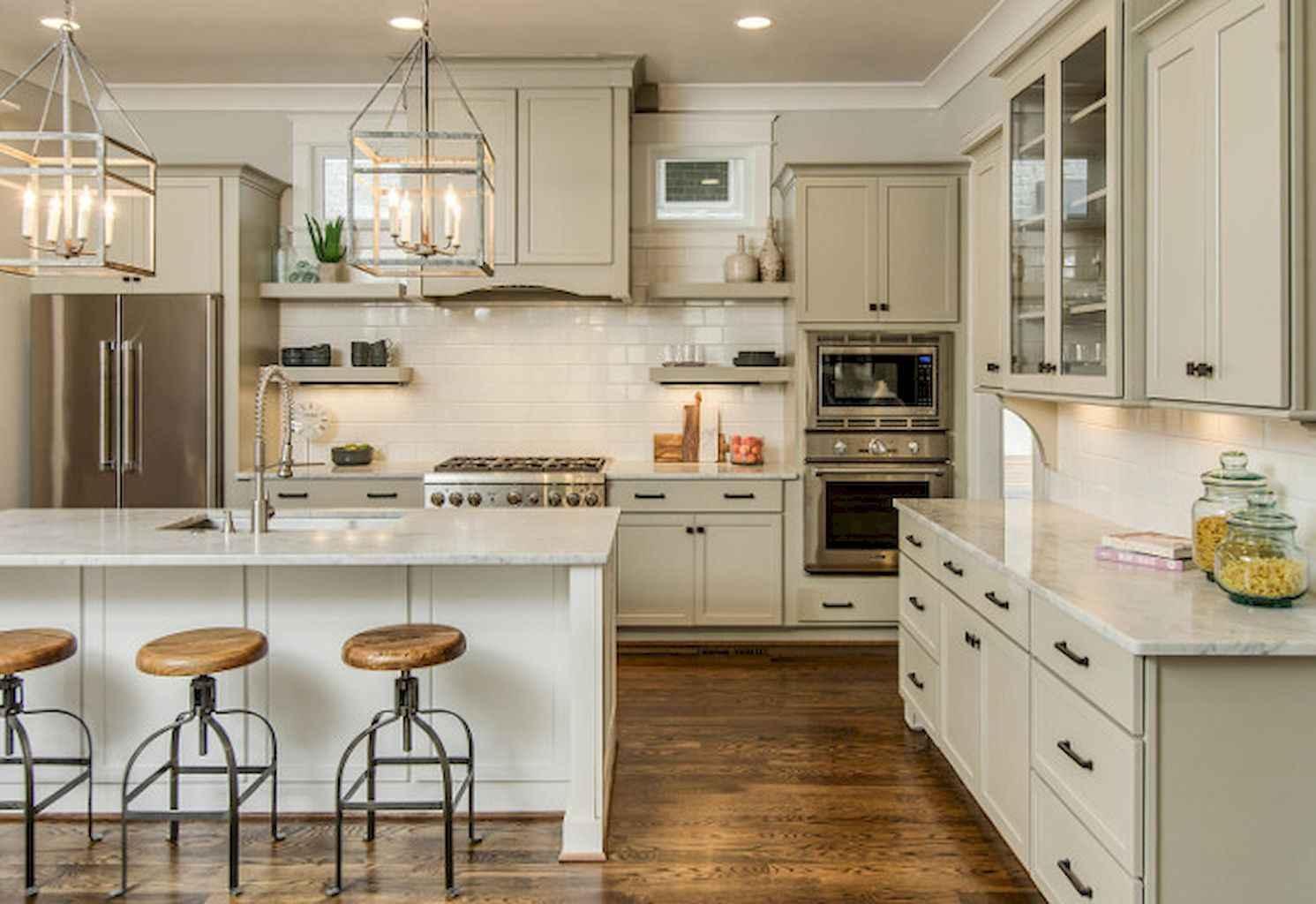 90 best farmhouse kitchen cabinet design ideas 55 for 90s kitchen remodel
