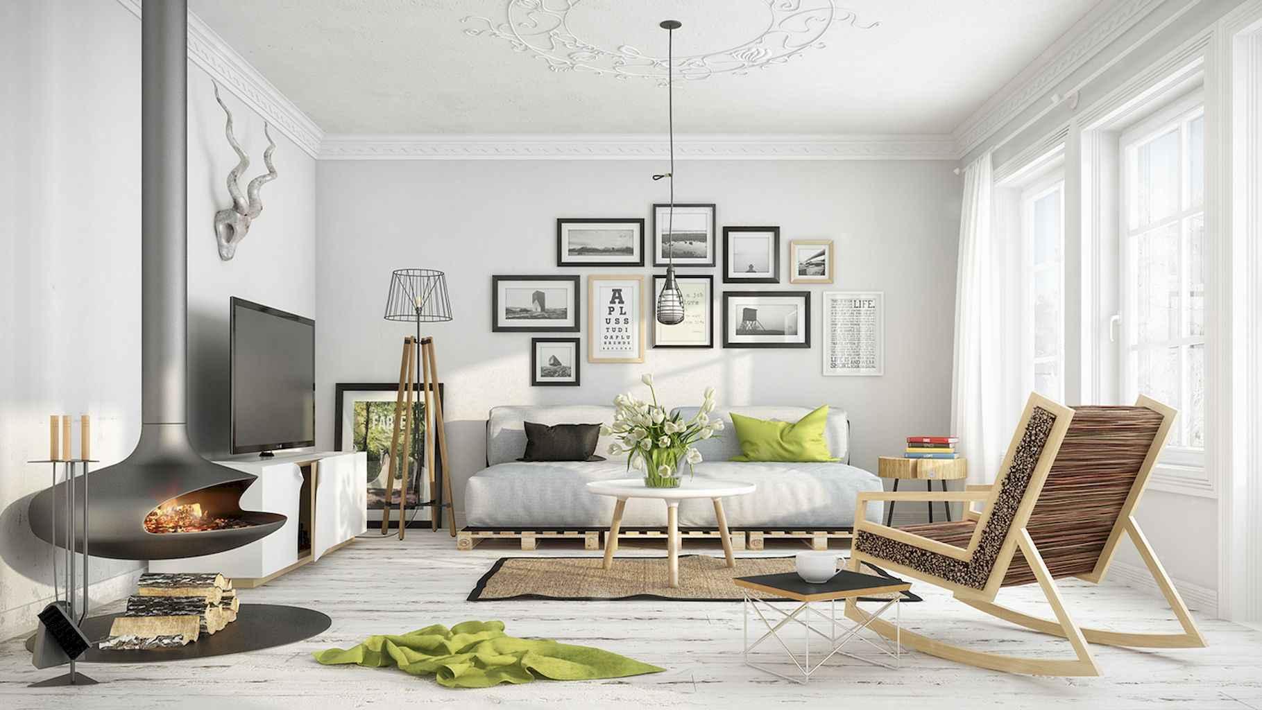 30 Best Scandinavian Living Room Decor Ideas And Makeover ...