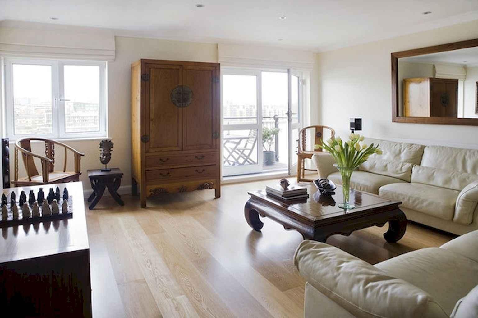 35 Asian Living Room Decor Ideas 10