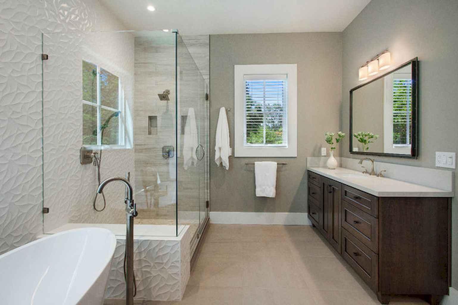 120 Modern Farmhouse Bathroom Design Ideas And