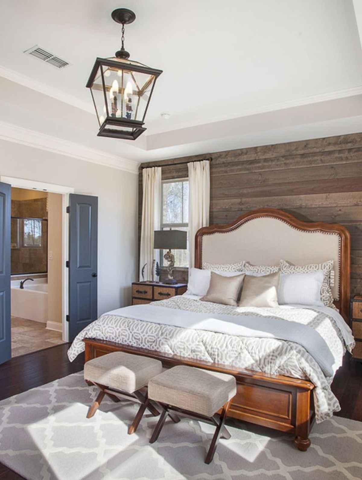 40 Lighting For Farmhouse Bedroom Decor Ideas And Design