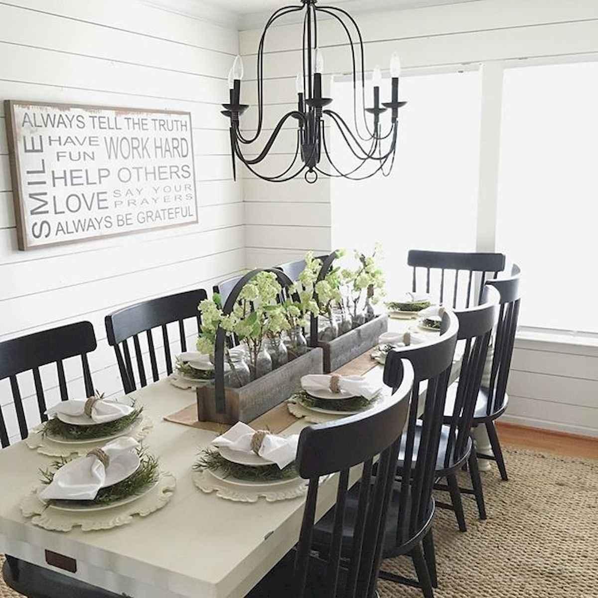 60 Modern Farmhouse Dining Room Table