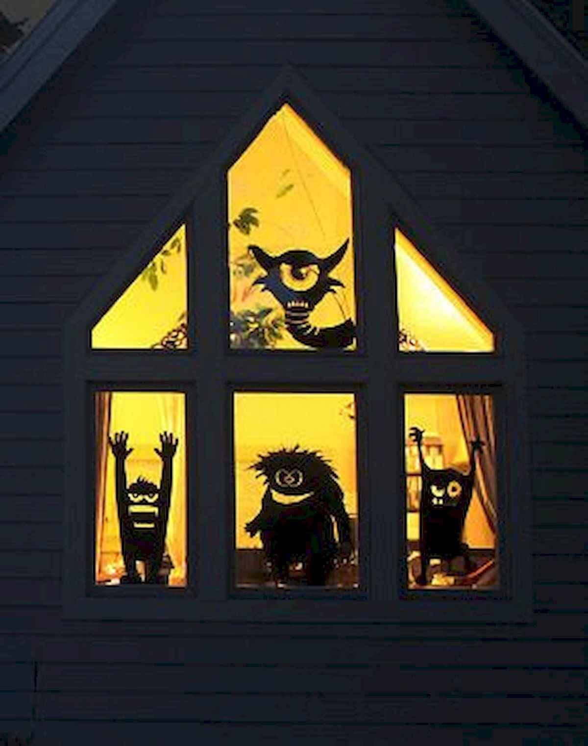 15 Creative Halloween Window Decoration Ideas (4)