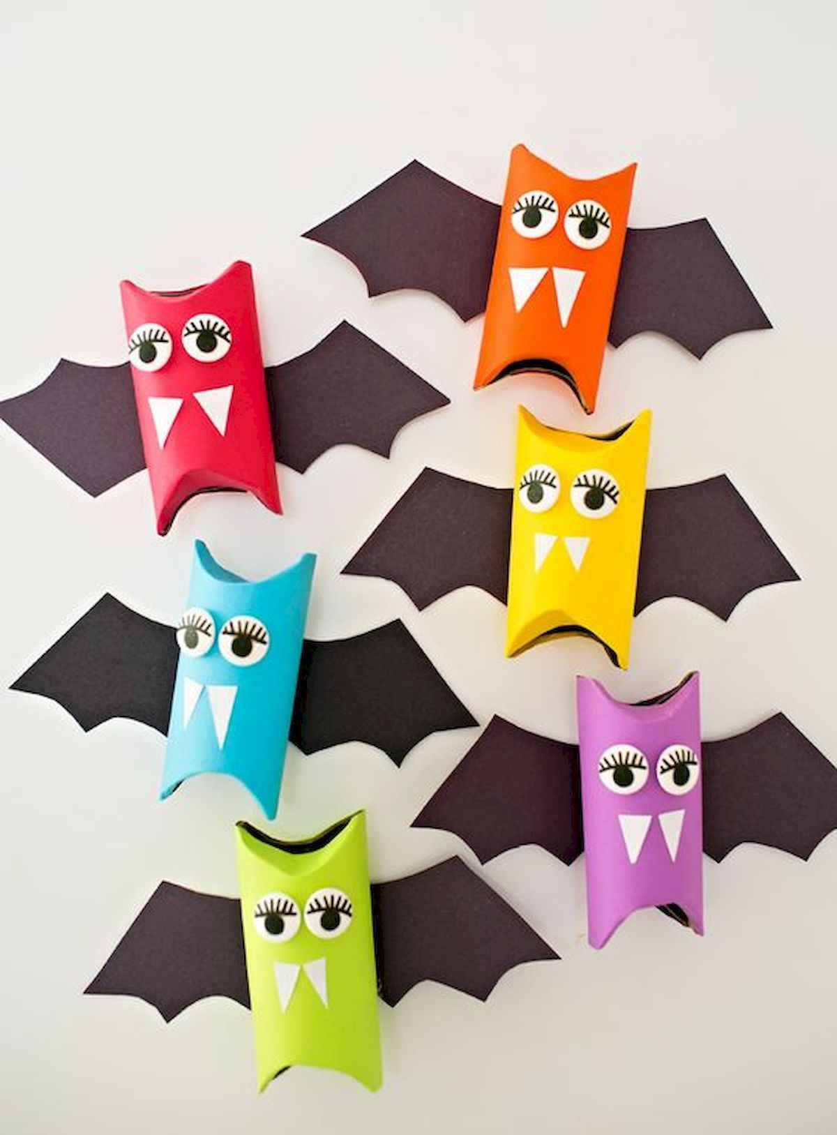 20 Creative Halloween Crafts for Kids of All Ages (12)