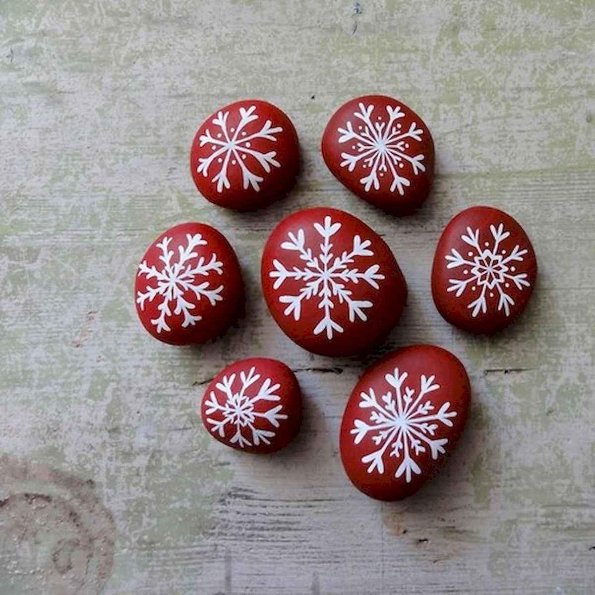 50 Easy Diy Christmas Painted Rock Design Ideas 44 Coachdecor Com
