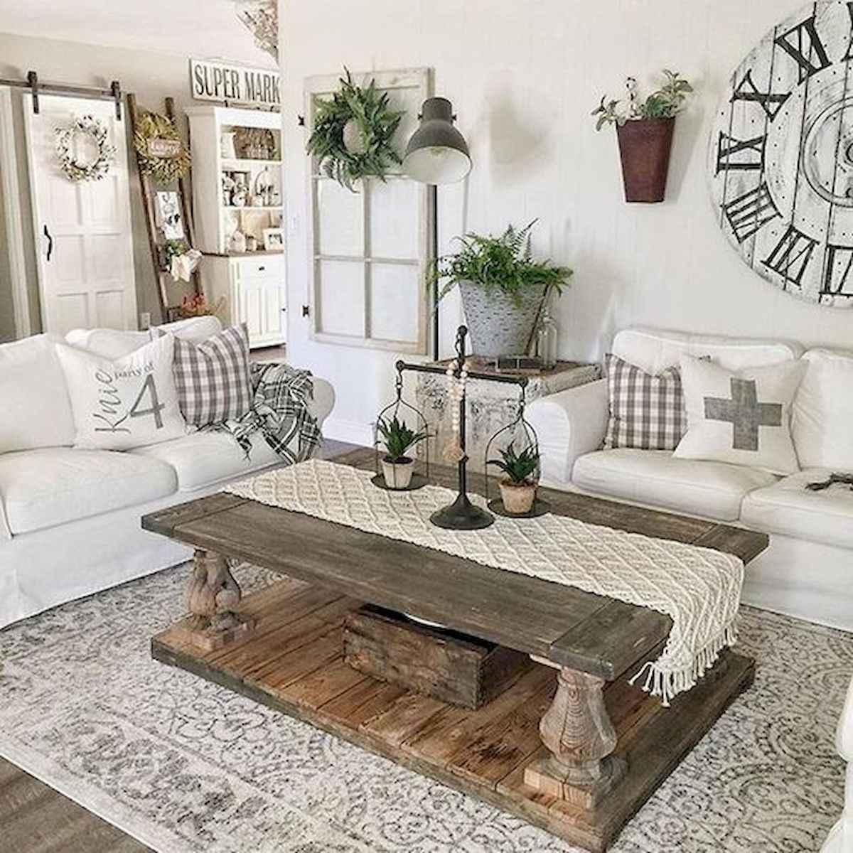 80 Elegant Furniture For Modern Farmhouse Living Room Decor ...