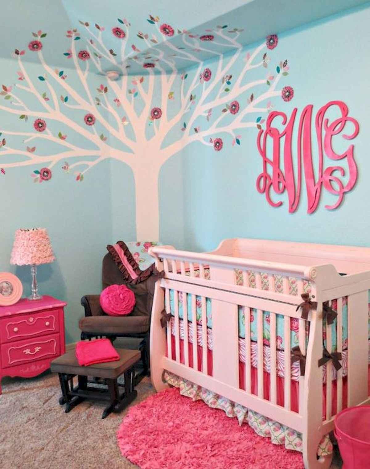 33 Adorable Nursery Room Ideas For Girl (19)