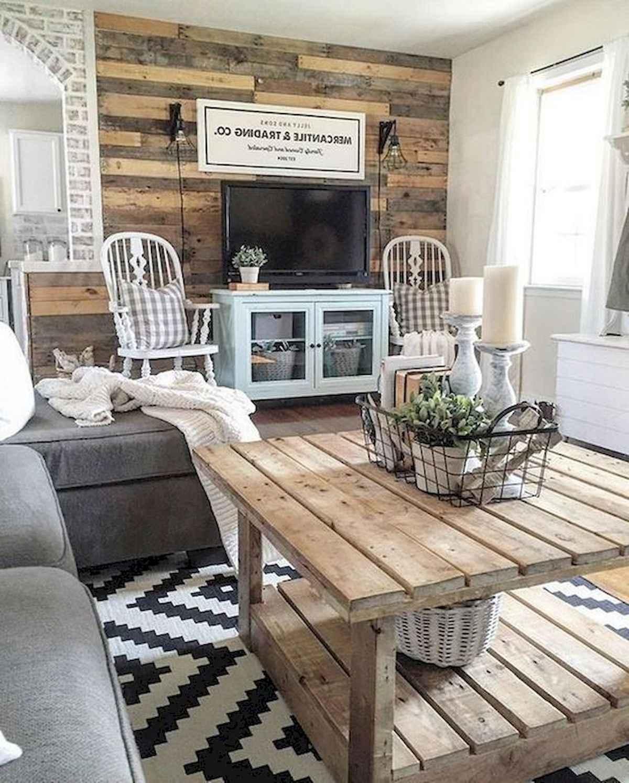 Farmhouse Living Room Tv Ideas Home Design Ideas