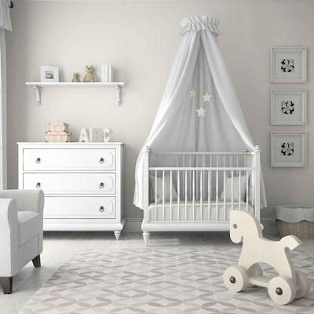 40 Adorable Neutral Nursery Room Ideas (6)