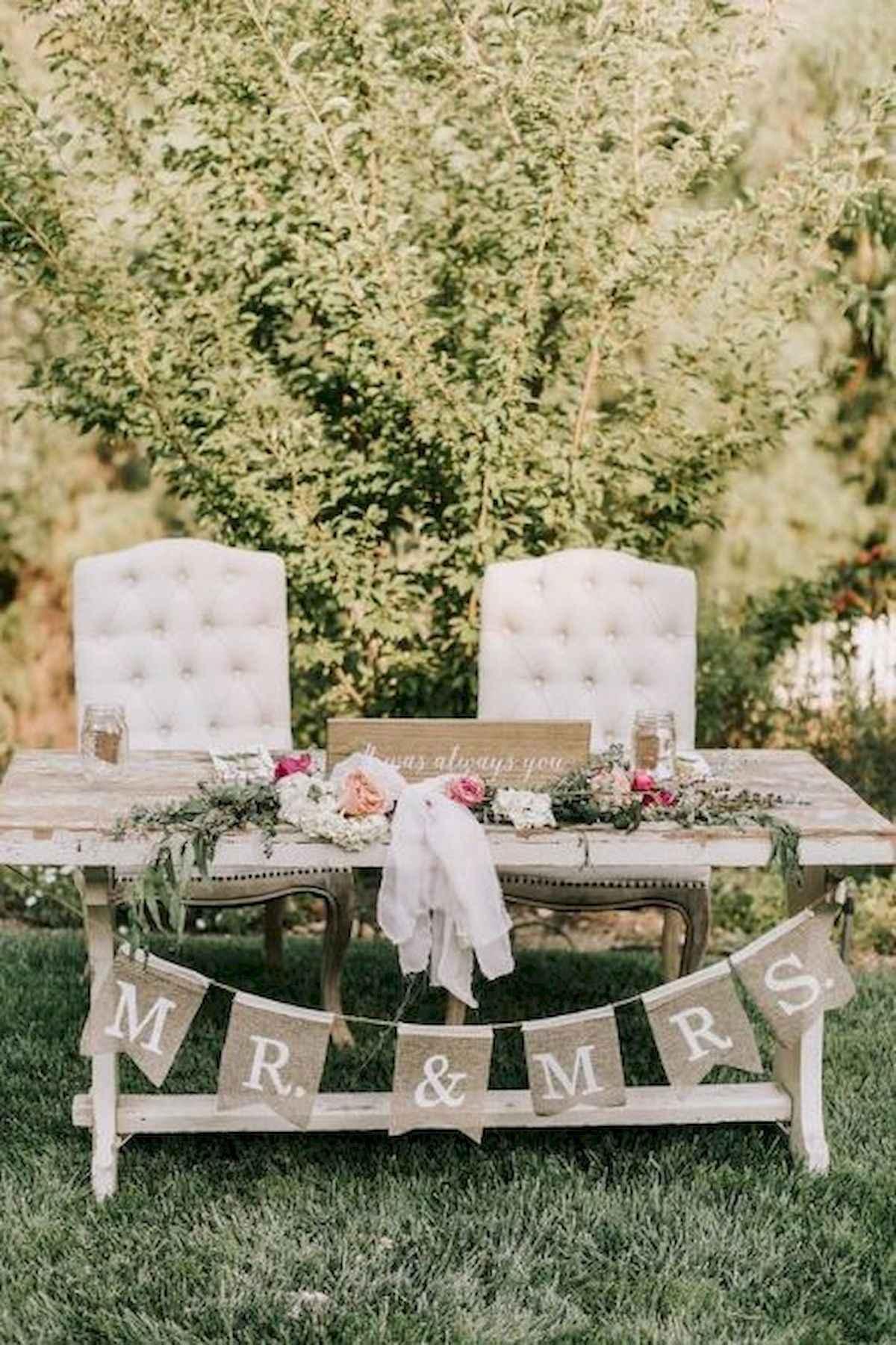 Stunning Backyard Wedding Decor Ideas