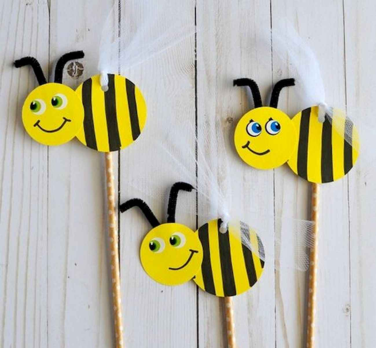 40 Easy DIY Spring Crafts Ideas for Kids (14)