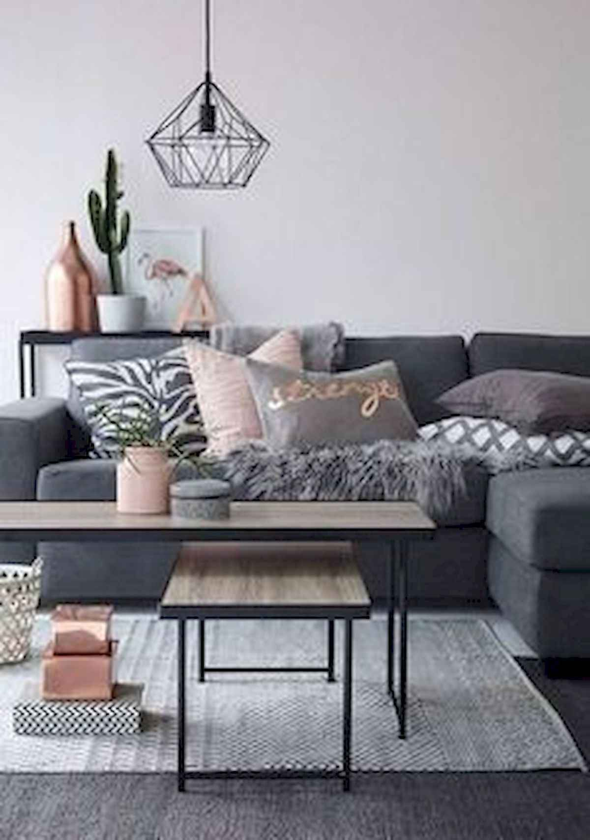 1200 1708 In 50 Genius Small Living Room Decor Ideas And Remodel For Your First Apartment