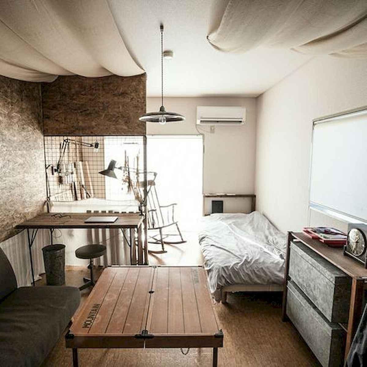 80 Fantastic Small Apartment Bedroom College Design Ideas and Decor ...