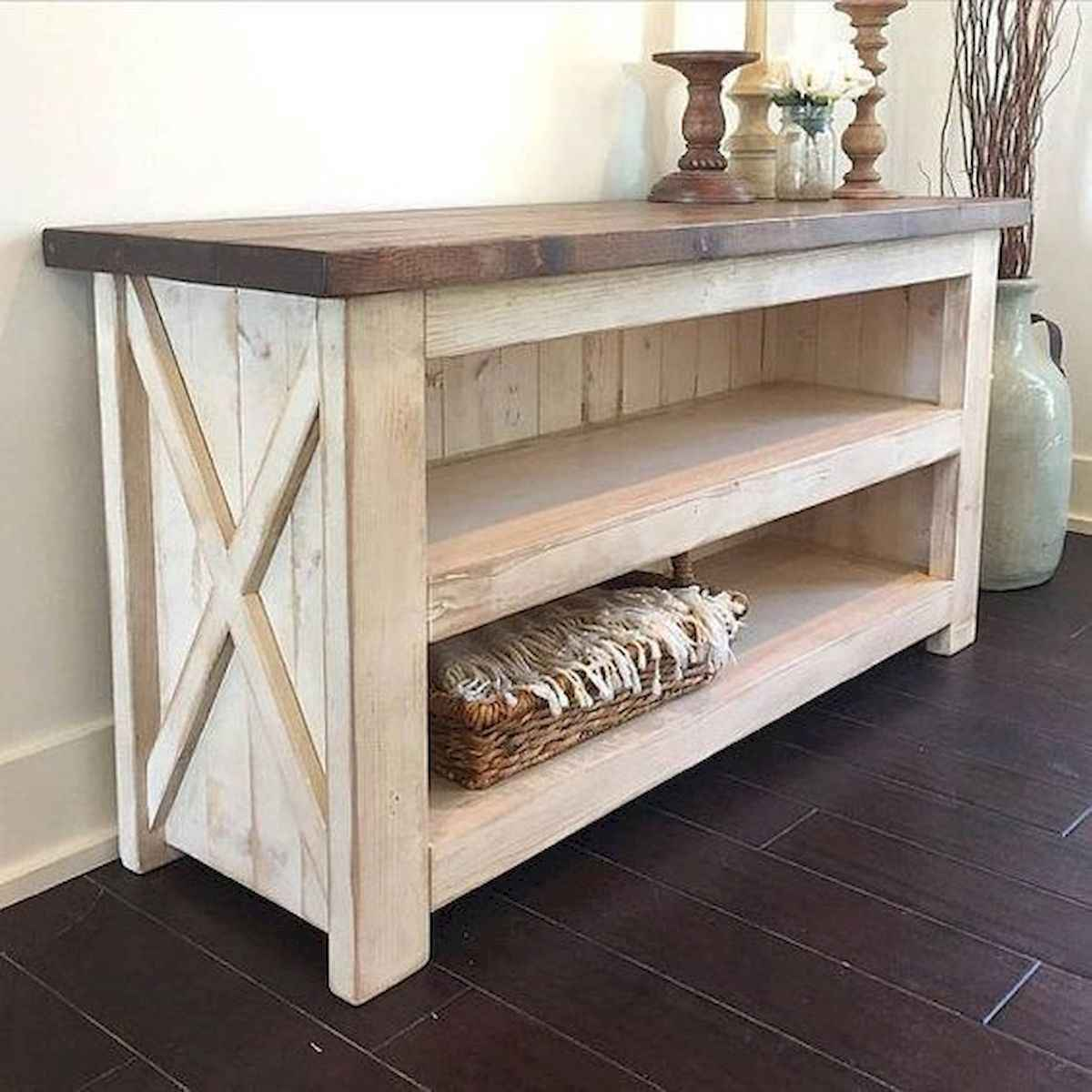 60 Fantastic DIY Projects Wood Furniture Ideas (51)